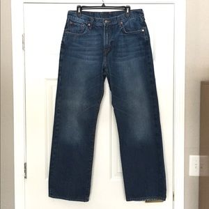 Lucky Brand men's classic fit jeans
